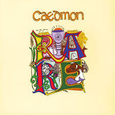 CAEDMON, rare cover