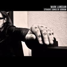 MARK LANEGAN, straight songs of sorrow cover