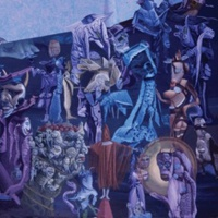 CATHEDRAL, return to the forest cover