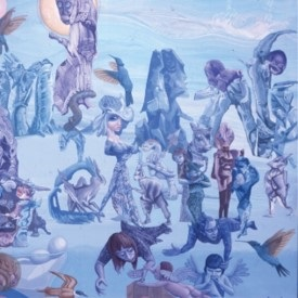 CATHEDRAL, freak winter cover