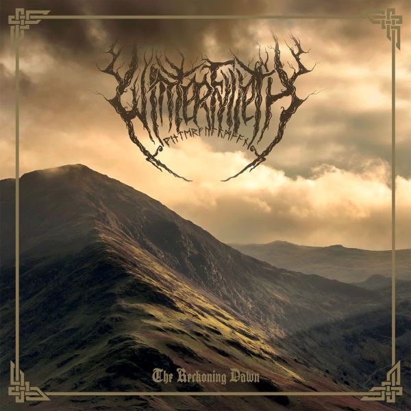 WINTERFYLLETH, the reckoning dawn cover