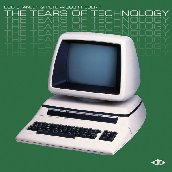 V/A, the tears of technology cover