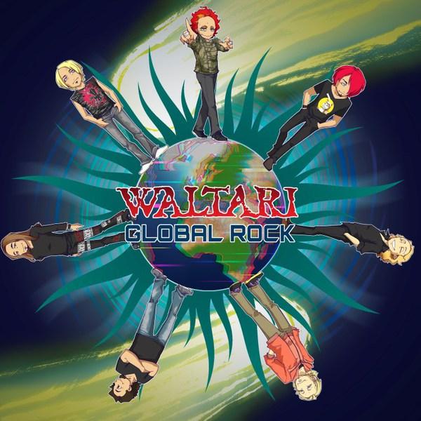 WALTARI, global rock cover