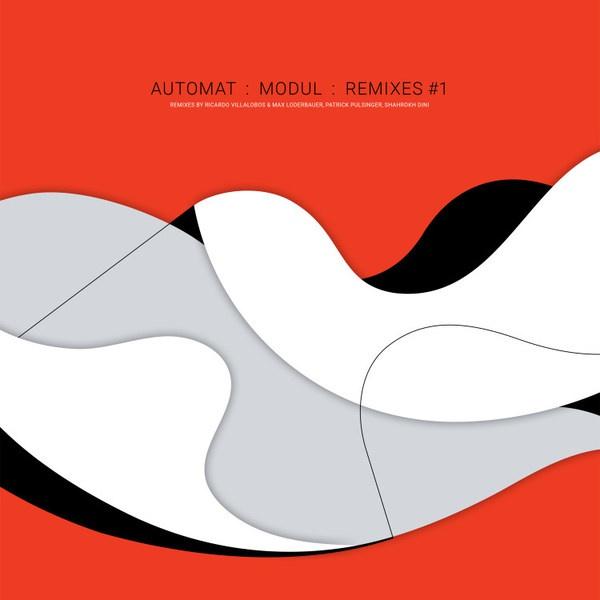 AUTOMAT, modul remixes #1 cover