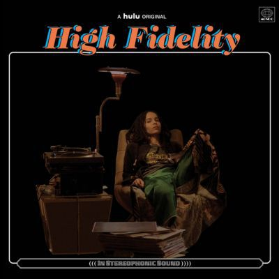 O.S.T., high fidelity cover