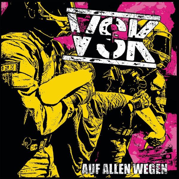 VSK, auf allen wegen cover