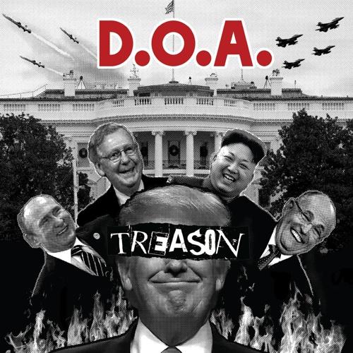 D.O.A., treason cover