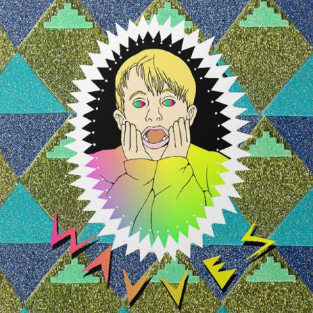WAVVES, king of the beach (10th anniversary edition) cover