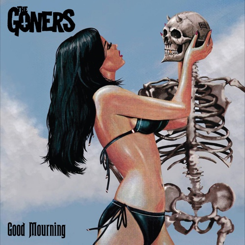 GONERS, good mourning cover