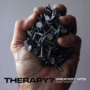 THERAPY?, greatest hits cover