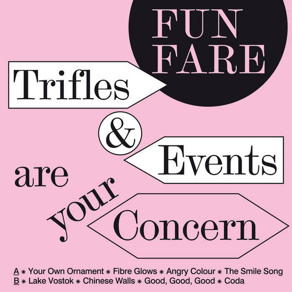FUN FARE, trifles & events are your concern cover