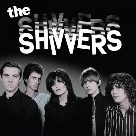 SHIVVERS, s/t cover