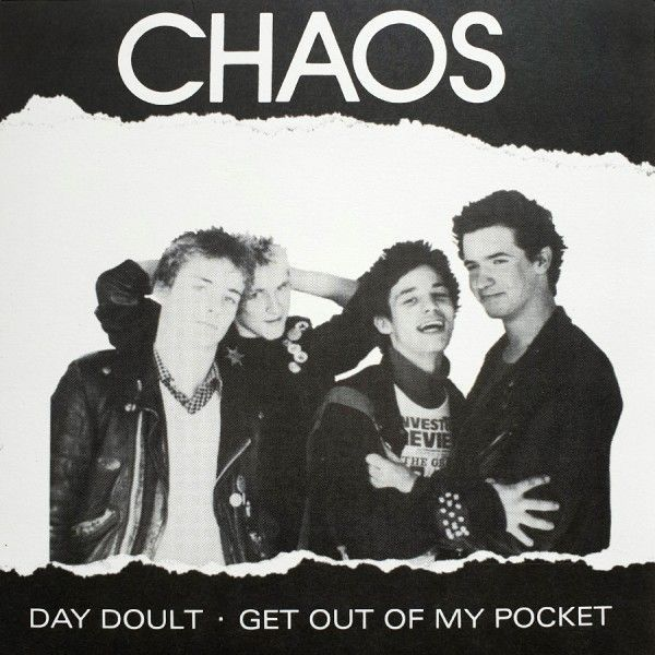 CHAOS, day doult cover
