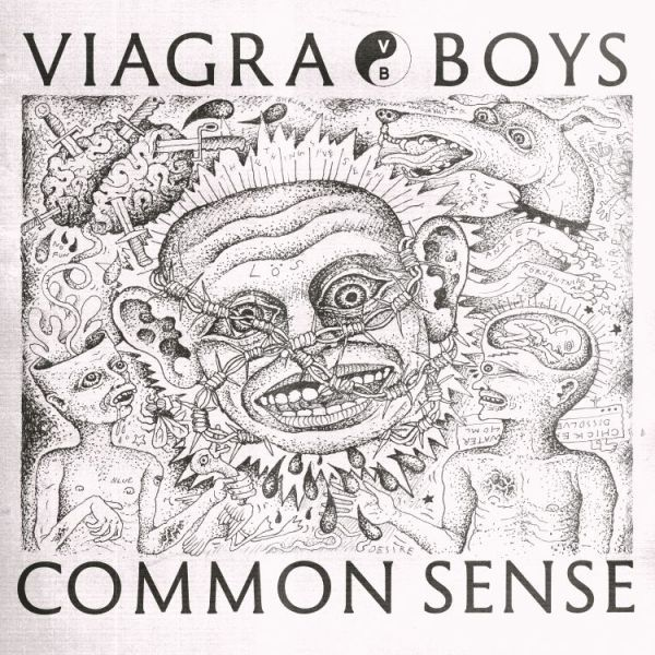 VIAGRA BOYS, common sense cover