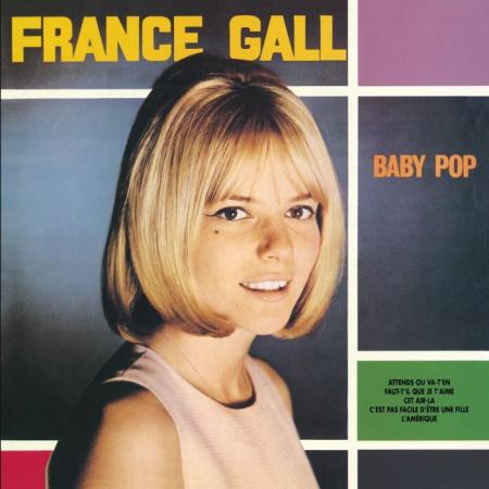 FRANCE GALL, baby pop cover