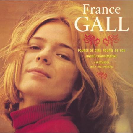 FRANCE GALL, poupee de cire, poupee de son cover