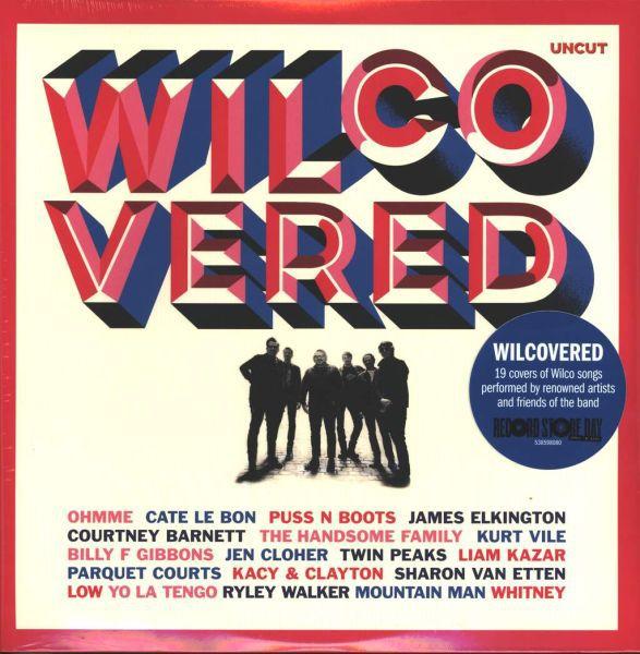 V/A, wilcovered cover