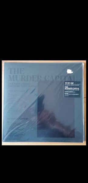 MURDER CAPITAL, live from london: the dome, tufnell park RSD20 cover