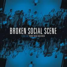 BROKEN SOCIAL SCENE, third man live cover