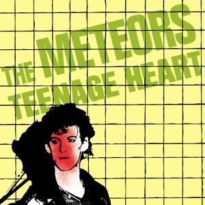 METEORS, teenage heart cover