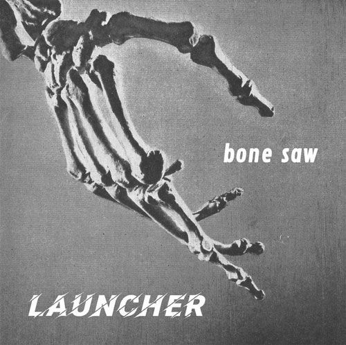 LAUNCHER, bone saw cover