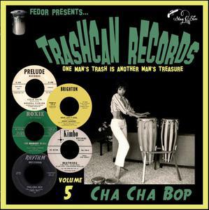 V/A, trashcan records 05 - cha cha cover