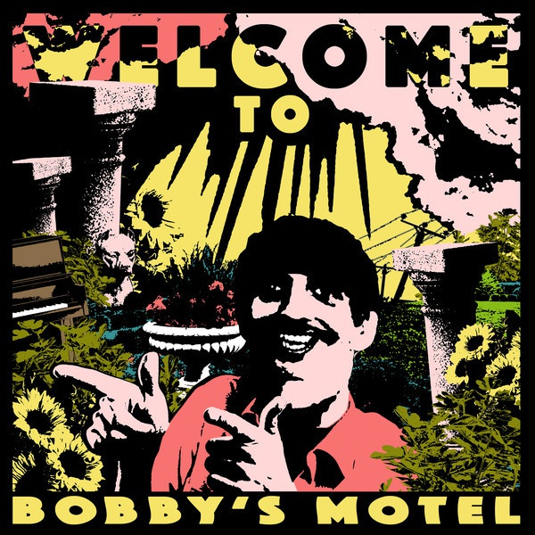 POTTERY, welcome to bobby´s motel cover