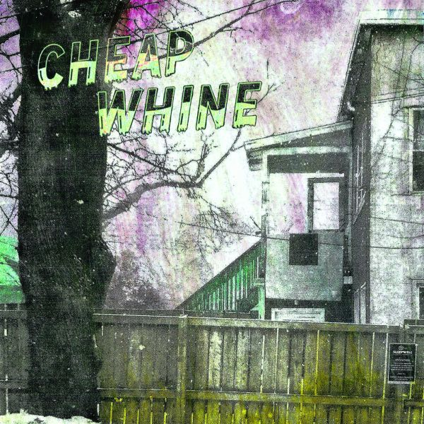 CHEAP WHINE, s/t cover
