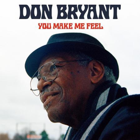 DON BRYANT, you make me feel cover