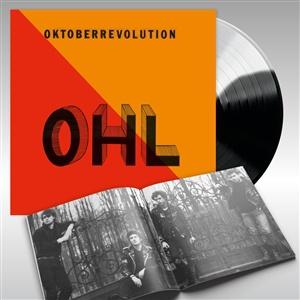 OHL, oktoberrevolution cover
