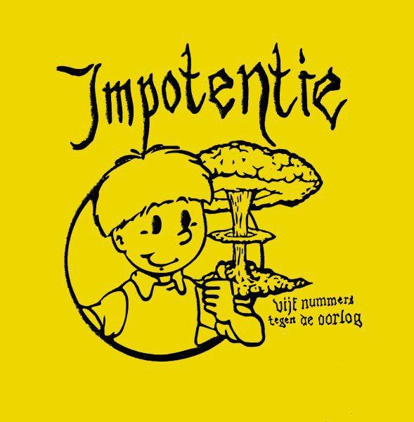 IMPOTENTIE, demonstratieve opname cover