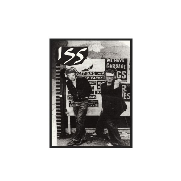 ISS, s/t cover
