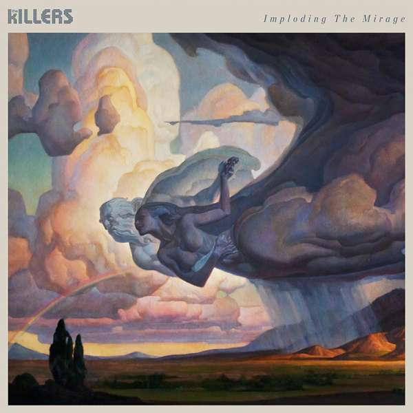 KILLERS, imploding the mirage cover