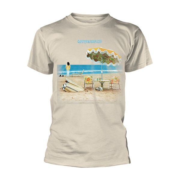 NEIL YOUNG, on the beach (boy) organic shirt cover