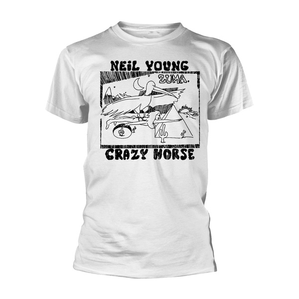 NEIL YOUNG, zuma (boy) organic shirt cover