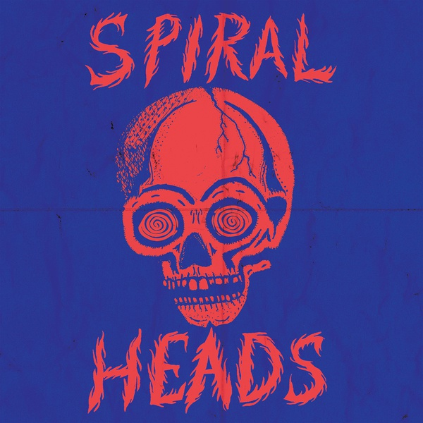 SPIRAL HEADS, s/t cover
