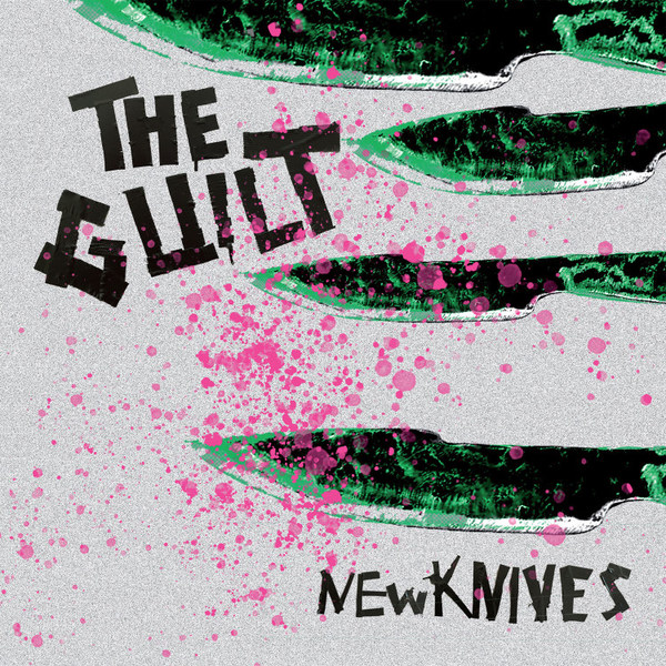 THE GUILT, new knives cover