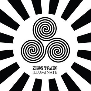 ZION TRAIN, illuminate cover