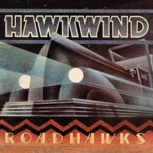 HAWKWIND, roadhawks cover