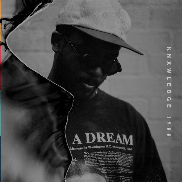 KNXLEDGE, 1988 cover