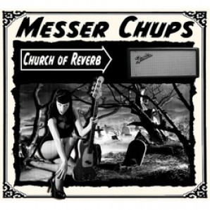 MESSER CHUPS, church of reverb cover