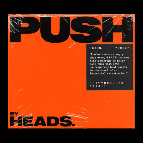 HEADS., push cover
