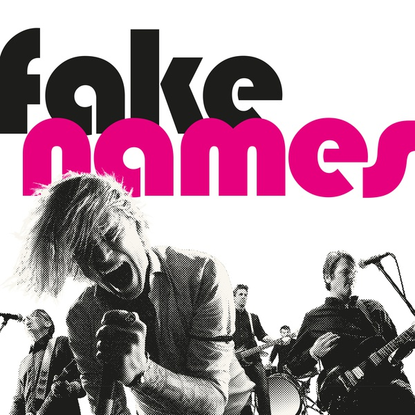 FAKE NAMES, s/t cover