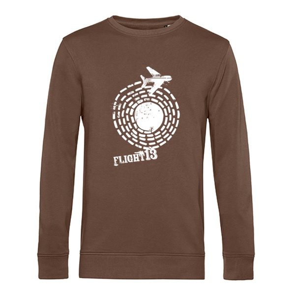 FLIGHT 13, circle (sweater), mocha cover