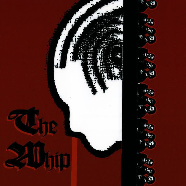 THE WHIP, s/t cover