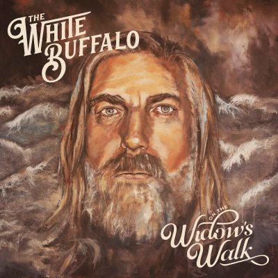 WHITE BUFFALO, on the widow´s walk cover