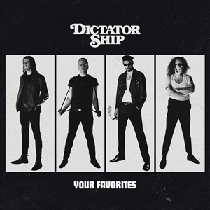 DICTATOR SHIP, your favorites cover