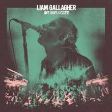 LIAM GALLAGHER, mtv unplugged (live at hull city hall) cover