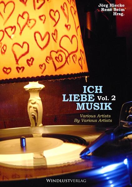Jörg Hiecke & René Seim, ich liebe musik vol. 2 cover