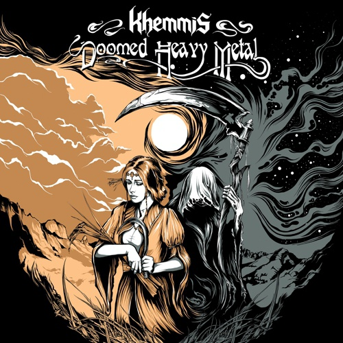 KHEMMIS, doomed heavy metal cover